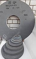 Круг шлифовальный 14А (электрокорунд серый) ПП на керамической связке 300х40х76 25-40 М3-СТ
