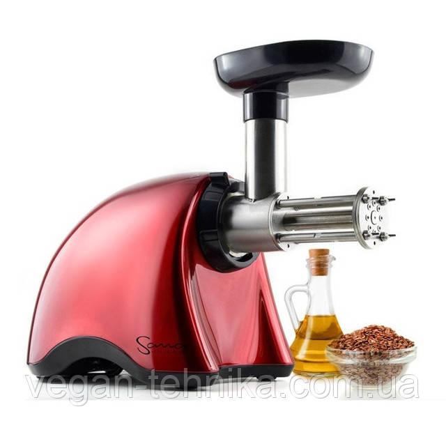 Шнековые маслопрессы холодного отжима для дома и профессиональные