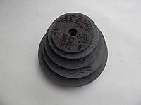Круг шлифовальный 14А (электрокорунд серый) ПП на керамической связке 350х40х127 16-40 СМ-СТ