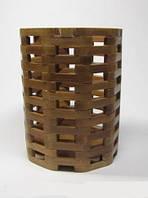 Подставка для столовых приборов 10 см бамбук DYNASTY 16028
