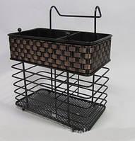 Подставка для столовых приборов 13,5*15,7 см DYNASTY GA-17009