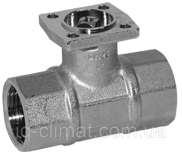 Шаровый 2-х ходовой клапан R2020-B1 (открыто/закрыто), фото 1