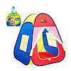 Палатка детская игровая Пирамида M 1423