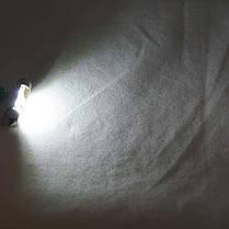 Автомобильная лампа SLS LED с обманкой в номера, салон, цоколь SV8,5(C5W) 36mm 6-5630 Белый, фото 2
