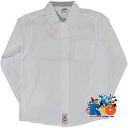 """Рубашка с длинным рукавом """"Waxmen"""" , для мальчиков (рост 122-128-134-140 см)"""
