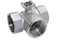 Шаровый 3-х ходовой клапан R3040-B3 (открыто/закрыто)