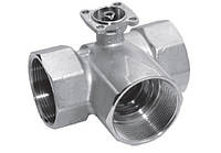Шаровый 3-х ходовой клапан R3050-B3 (открыто/закрыто)
