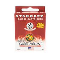 Картридж Sweet Melon  для электронного кальяна Starbuzz e-hose