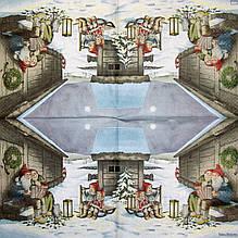 Салфетки для декупажа Дедушка с бабушкой рядышком 1503