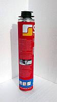 Клей пена для пенопласта и XPS SPG Pro10 75л 1010гр TURBO MAX