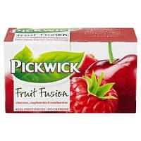 Pickwick чай черн. (вишня, малина, клюква), 20 шт.
