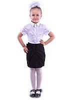 Юбка Тюльпан школьная для девочки, фото 1