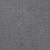 Cerrol плитка Cerrol Glata Dekor 33,3x33,3 grafito