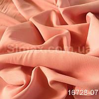 Костюмная ткань Барби Персиковый, фото 1