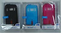 Силиконовый чехол для телефона Nokia 603 (Capdase Soft Jacket 2 Xpose)