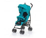 Прогулочная коляска Genua petrol-black цвет синий ABC design 41203567
