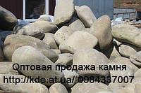 Продам природный камень, Валун карпатский, окатыши речные, булыжники