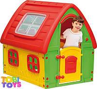 Большой игровой домик для детей Tobi Toys 08