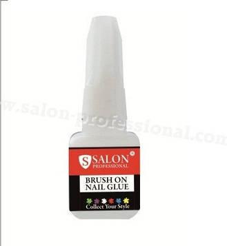 Клей для ногтей с кисточкой Salon, 10г