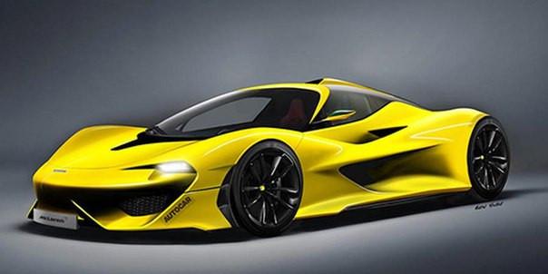 McLaren выпустит преемника F1