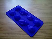Форма силиконовая для конфет Ракушки