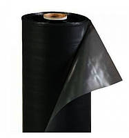 Пленка полиэтиленовая черная 60 мкм, 3м/100м