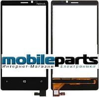 Оригинальный Сенсор (Тачскрин) для Nokia Lumia 920 (Черный)