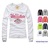 РАЗНЫЕ цвета и модели HOLLISTER Женский свитшот пуловер джемпер свитер рубашка, фото 3
