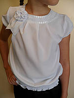 Блузка для девочки 7 - 8 лет