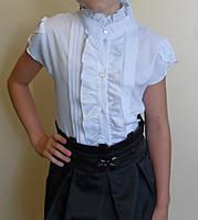 Блузка для девочки 7 - 12 лет