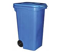 """Контейнер для мусора 240л ТМ""""Консенсус"""""""