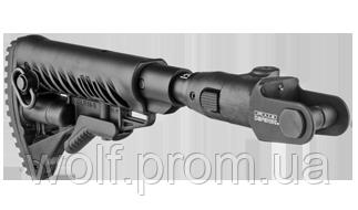 Приклад складной для АКМС с амортизатором M4-AKMS SB