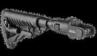 Приклад складной для АКМС с амортизатором M4-AKMS SB, фото 1