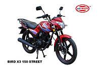 Мотоцикл SKYMOTO BIRD X3 150 (STREET)