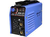 Инверторный мини сварочник Луч mini-251