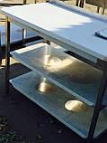 Столы из нержавейки, фото 4