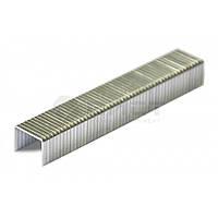 Скоби прямі 10,6х10мм, тип J (1000 шт.),  24-177 Berg // Скобы прямые, (1000 шт.)