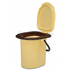 Відро-туалет, 17 л 66-098