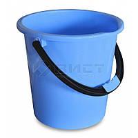 Відро пластикове мірне, харчове, Комфорт , 10л 66-245 | ведро пластиковое мерное пищевое