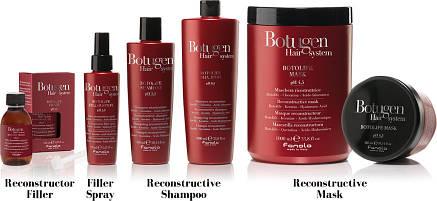 Маска для реконструкции волос, Botolife 300мл, Fanola, фото 2
