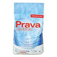 Пральний порошок Prava, пакет 15 кг 96-210 | стиральный