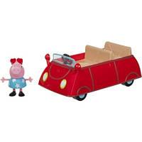 Набор Свинка Пеппа и Красная Машина, фото 1