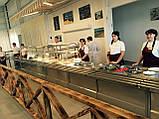 Линия раздачи питания для столовых, фото 5