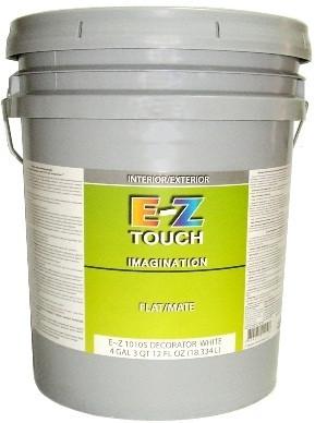 Фарба E-Z Touch Imagination (ez touch фарба)-18,334 л, матова(внутр/зовнішній)
