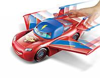 Disney Cars Design & Drive Lightning McQueen Игровой набор Mattel Трансформер Молния МакКвин 5в1