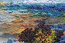 Набор для вышивки бисером на холсте «Водопад», фото 3