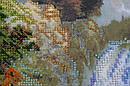 Набор для вышивки бисером на холсте «Водопад», фото 5