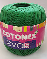 Пряжа Cotonex EVA 5 145 Мерсеризованный хлопок