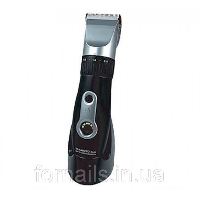 Hairway Iramoto Lux Машинка для стрижки волос, аккумулятор+нож 02032
