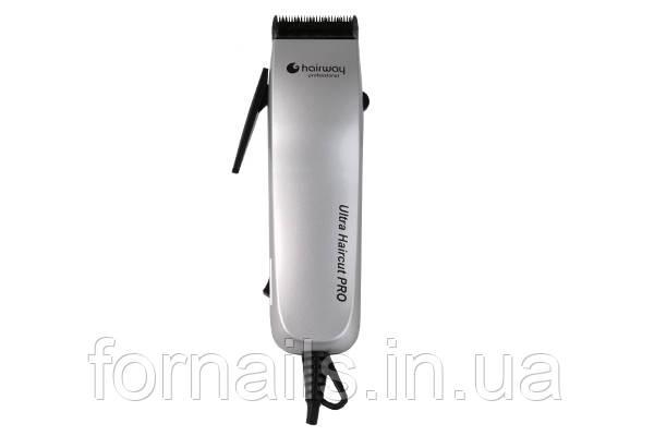 Hairway Ultra Haircut PRO машинка для стрижки волос, арт 02001-32